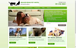 Beaver Road Pet Motel