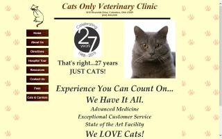 Cats Only Veterinary Clinic
