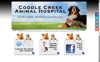 Coddle Creek Animal Hospital