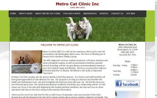 Metro Cat Clinic Inc