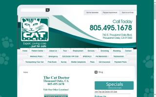 Cat Doctor Veterinary Clinic, The