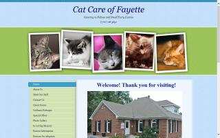 Cat Care of Fayette