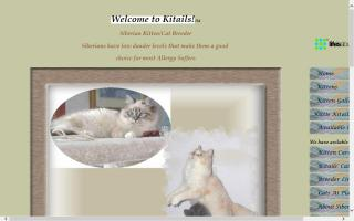 Kitails Siberian Cattery