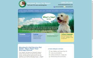 Maryland Shore Pet Resort, LLC