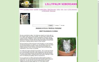 LillyPalm Siberians