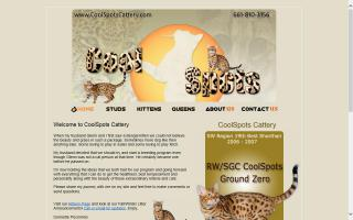 CoolSpots Cattery