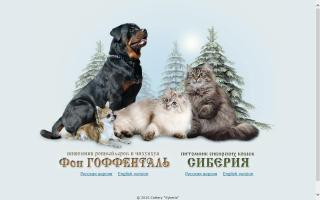 Syberia Cattery
