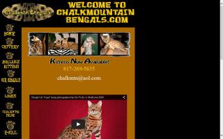 Chalk Mountain Bengals