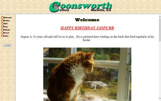 Coonsworth Cattery