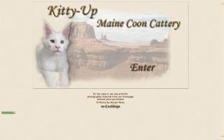 Kitty-Up Maine Coons