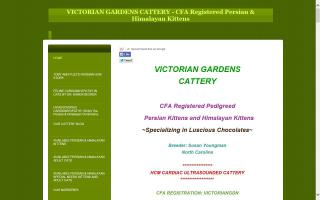 Victorian Gardens Cattery