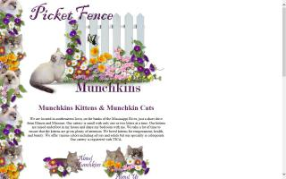 Picket Fence Munchkins