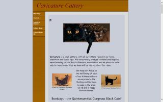 Caricature Cattery