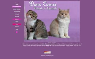 Cattery Doux Coeurs