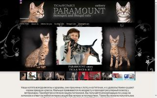 PARAMOUNT Cattery