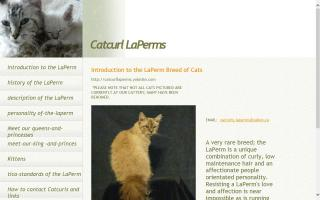 Catcurl LaPerms