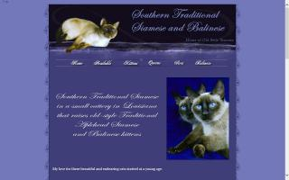 Southern Traditional Siamese Cattery