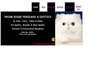 Prism Ridge Persians