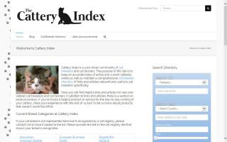 Cattery Index