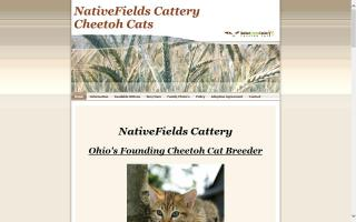 NativeFields Cattery