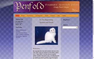 PenFold Scottish Fold Cattery