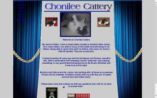 Chonilee Cattery