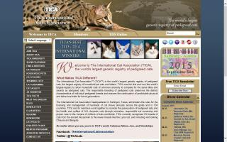 International Cat Association, Inc., The - TICA