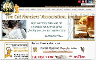 Cat Fanciers' Association, The - CFA