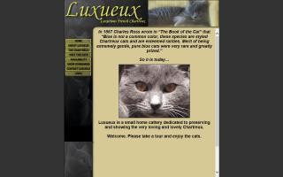 Luxueux Cattery