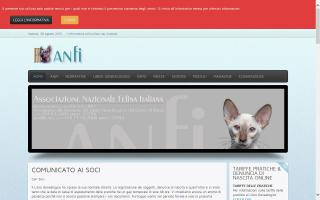 Associazione Nazionale Felina Italiana - ANFI