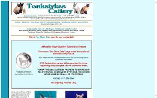 Tonkatykes Cattery