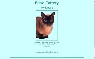 B'ssa Cattery
