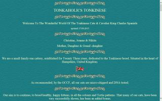 Tonkaholics