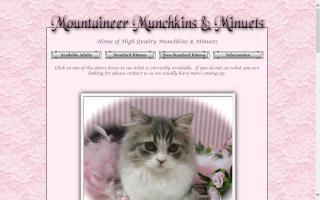 Mountaineer Munchkins