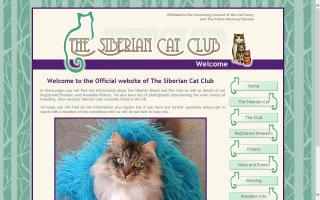 Siberian Cat Club, The