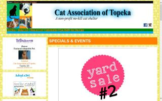 Cat Association of Topeka - C.A.T.
