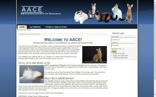 American Association of Cat Enthusiasts, Inc., The - AACE