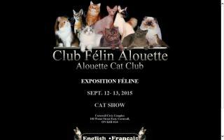 Alouette Cat Club / Club Felin Alouette