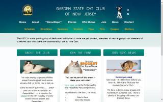 Garden State Cat Club
