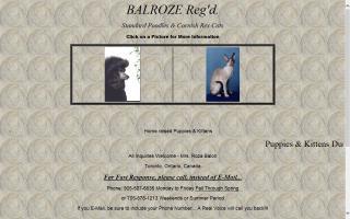 Balroze Reg'd