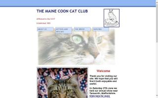 Maine Coon Cat Club - MCCC