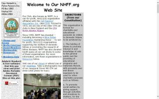 New Hampshire Feline Fanciers - NHFF