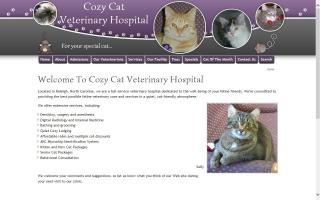 Cozy Cat Veterinary Hospital