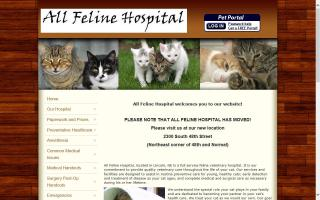 All Feline Hospital