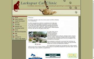 Larkspur Cat Clinic