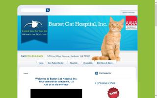 Bastet Cat Hospital, Inc.