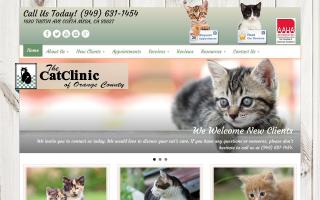 Cat Clinic of Orange County. The
