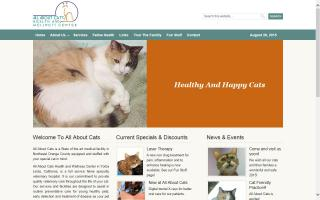 All About Cats Health and Wellness Center