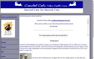 Coastal Cats Feline Health Care