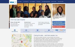 VCA City Cats Hospital